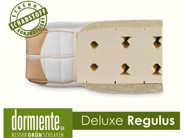 Dormiente Natural Deluxe Regulus Latex-Matratzen 90x200 cm fest Bezug 4 Female