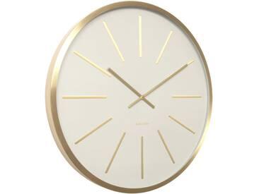 Present Time Wanduhr Maxiemus Weiß
