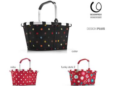 reisenthel carrybag dots color BK 7009