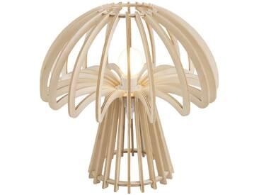 Present Time Tischlampe Traditional Mushroom Schwarz