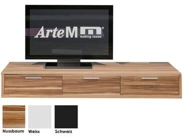 ArteM game TV-Element Schwarz