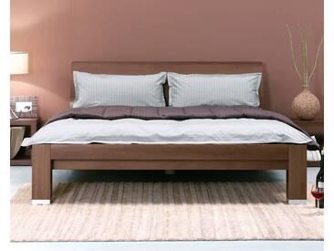 Dormiente Massivholz-Bett Kara Kernbuche 90x200 cm