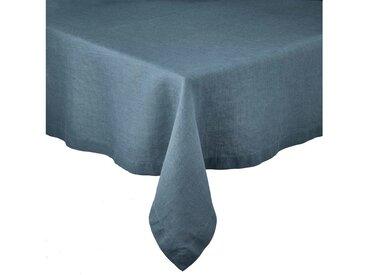 BUTLERS RIGA »Tischdecke 160x160 cm«, blau, blau