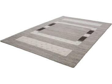LALEE Wollteppich »Jaipur 904«, rechteckig, Höhe 13 mm, natur, 13 mm, natur
