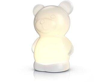 MyBeo LED Teddybär Kinder Schaf und Nachtlicht »LED-Stimmungslicht mit Farbwechsel«, weiß, weiß