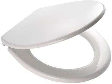 RIDDER WC-Sitz »Miami«, mit Soft-Close, weiß, weiß