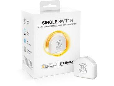 Fibaro Smart Home Zubehör »Single Switch - Apple HomeKit«, weiß, Weiß