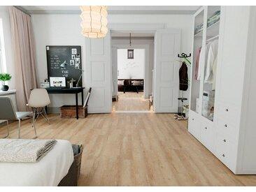 Sparset: PVC-Boden »PVC Planke, 30 Stück«, 4,18 m², selbstklebend, braun, 15.2 cm, hellbraun
