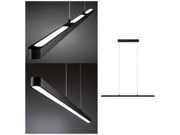 Paulmann LED Pendelleuchte »BLE Lento 43W Tunable White dimmbar höhenverstellbar«, 1-flammig, schwarz, 1 -flg. /, schwarz
