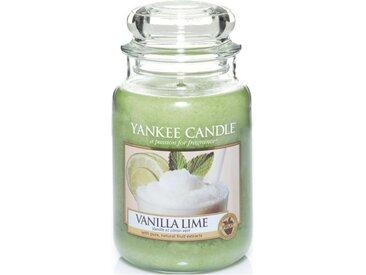 Yankee Candle Duftkerze »Classic Housewarmer Groß Vanilla Lime«