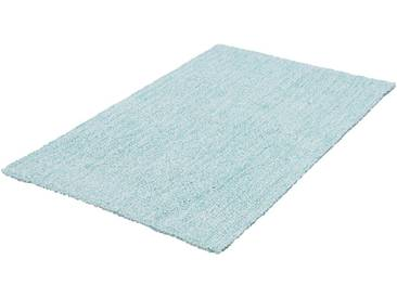 Kleine Wolke Badematte »Rico« , Höhe 10 mm, rutschhemmend beschichtet, fußbodenheizungsgeeignet, grün, 10 mm, salbeigrün