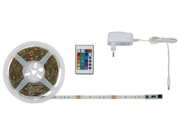 Briloner Leuchten LED-Lichtervorhang »Taro«, LED Band dimmbar, mit Farbwechseloption, Länge 5m