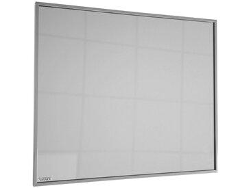 Vasner Infrarotheizung »Zipris S 400«, 400 W, Spiegelheizung mit Titan-Rahmen, grau, grau
