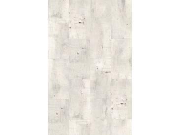 PARADOR Laminat »Trendtime 5 - Antik weiß«, 638 x 330 mm, Stärke: 8 mm, weiß, weiß