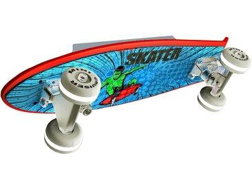 EVOTEC LED Wandleuchte »Skateboard MINI CRUISER«, 5-flammig, bunt, 5 -flg. /, bunt