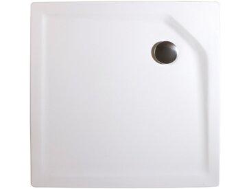 Schulte SCHULTE Set: Duschwanne »extra-flach«, quadratisch, verschiedene Breiten und Tiefen, 80 cm x 80 cm