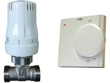 bella jolly JOLLYTHERM Thermostat »Vario-Therm«, für Fußbodenheizungen, weiß, weiß