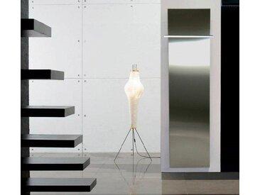 SZ METALL Badheizkörper »Mirror«, silberfarben, 180 cm, silberfarben