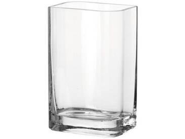 LEONARDO Vase »Lucca«, weiß, Transparent