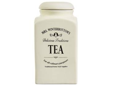 BUTLERS MRS. WINTERBOTTOMS »Teedose 1,3 l«, Breite 10,5 x Tiefe 10,5