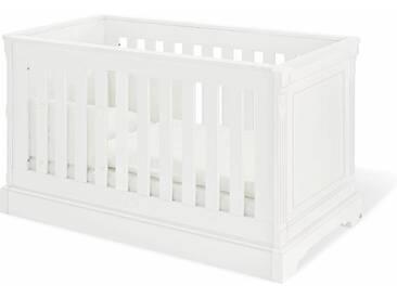 Pinolino® Pinolino Bett Kinderbett »Emilia«, weiß, weiß
