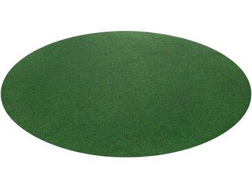 Andiamo ANDIAMO Kunstrasen »Field«, Ø: 130 cm, grün, Standard-Qualität, grün