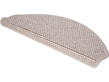 LUXOR living Stufenmatte »Darlington«, stufenförmig, Höhe 5 mm, natur, naturfarben