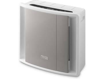 DeLonghi Luftreiniger AC 100, für 40 m² Räume, weiß, weiß-grau