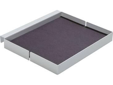 Müller Ablage Quadrat Add-On Element 3, passend für die Betten »FLAI« und »PLANE«, weiß, weiß