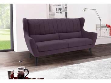 Guido Maria Kretschmer Home&Living GMK Home & Living 3-Sitzer Sofa »Valga«, lila, pflaume