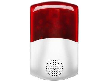 Medion® MEDION® Smart Home Außensirene »P85714«, weiß, weiß