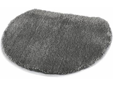 MEUSCH Badematte »Cover« , Höhe 20 mm, rutschhemmend beschichtet, grau, 20 mm, schiefer