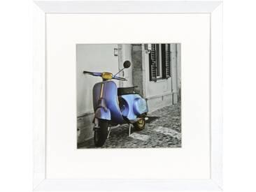 Henzo Bilderrahmen »Umbria 20x20 Holz 8149102«, weiß, white