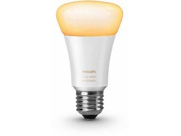 Philips Hue LED-Leuchtmittel, E27, 1 Stück, Neutralweiß, Tageslichtweiß, Warmweiß, Extra-Warmweiß, Farbwechsler, smartes LED-Lichtsystem mit App-Steuerung