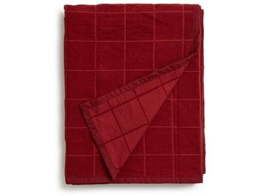 Lexington Tagesdecke »Velvet«, rot, rot