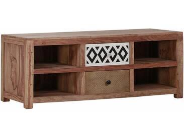Gutmann Factory Lowboard »Safari« mit 2 Schubladen und 4 Ablagefächer, natur, natur