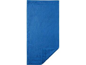 Egeria Handtücher »Prestige«, in Uni mit Bordüre, blau, kobaltblau