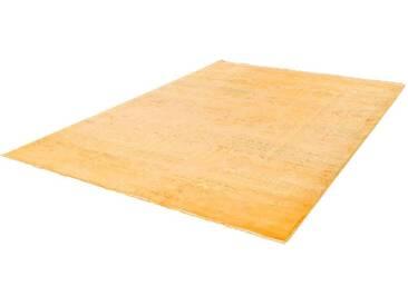 LALEE Teppich »Fashion 901«, rechteckig, Höhe 8 mm, gelb, 8 mm, gelb