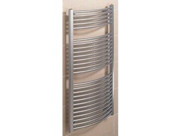 Schulte SCHULTE Designheizkörper »Mannheim«, grau, 177 cm, silbergrau