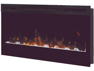 """Glen Dimplex DIMPLEX Elektrisches Kaminfeuer »Prism 34""""«, 1100 W, 2 Heizstufen, inkl. Fernbedienung, schwarz, schwarz"""