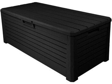 ONDIS24 Auflagenbox »Florida«, 147 x 71 x 60, 550 Liter, Kunststoff, grau, grau