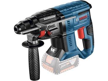 Bosch Professional BOSCH PROFESSIONAL Akku-Bohrhammer »GBH 18V-20 solo«, SDS-Plus, ohne Akku und Ladegerät, blau, blau