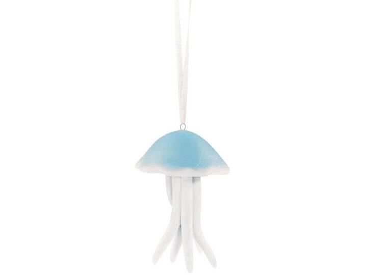 BUTLERS PEARLY BEACH »Anhänger Qualle«, blau, B...