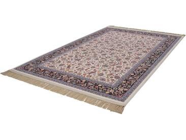 LALEE Orientteppich »Isfahan 902«, rechteckig, Höhe 10 mm, natur, 10 mm, elfenbeinfarben