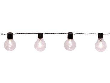 STAR TRADING LED-Lichterkette, 16-flammig, weiß, weiß