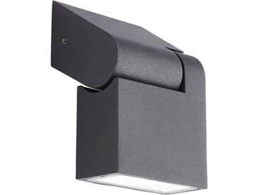 AEG Enid LED Außenwandleuchte anthrazit, grau, anthrazit