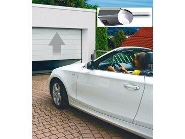 SCHELLENBERG Set: Garagentor BxH: 237,5 x 212,5 cm, weiß, weiß, weiß
