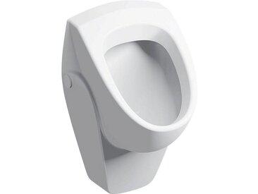 GEBERIT Urinal »Renova«, Zu- und Ablauf nach hinten, weiß