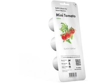 Click and Grow Nachfüllpack Mini-Tomaten für Smart Garden »Plant Pod Mini Tomato«, weiß, weiss