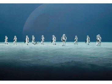 Komar Fototapete »Star Wars/Scarif Beach«, Comic